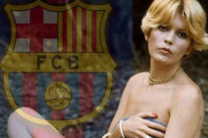 ¿Sabes con qué rompedor futbolista del Barça se lío la caliente Barbara Rey?