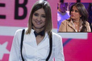 'GH VIP 5': Aída Nízar se mete un porrazo y Sandra Barneda le cierra la boca con respecto a la homosexualidad