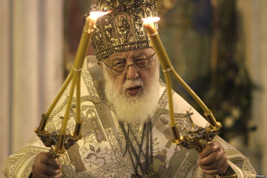 Un pope georgiano, detenido por haber intentado envenenar a Elias II