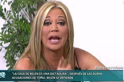 """La desgarradora situación económica de Belén Esteban: """"He tenido que pedir adelantos"""""""