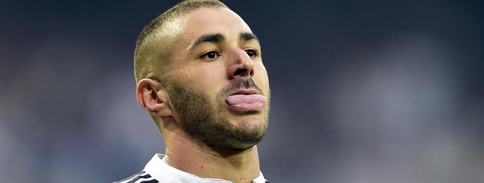 Benzema vuelve a estar en grave peligro en el Real Madrid (y Zidane actúa)