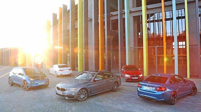 BMW, innovación para todos los públicos