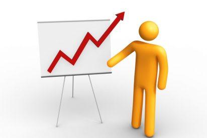 El Ibex 35 sube el 0,8% y acaricia máximos anuales camino de los 10.000 puntos