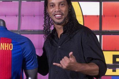 ¡Bomba! Ronaldinho señaló al sucesor de Messi (y no es Neymar)