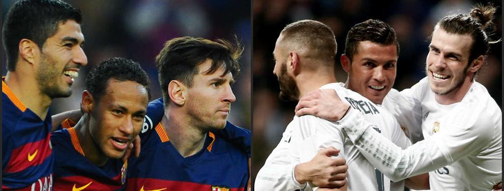 ¡Bombazo! El negocio compartido que preparan jugadores de Madrid y Barça