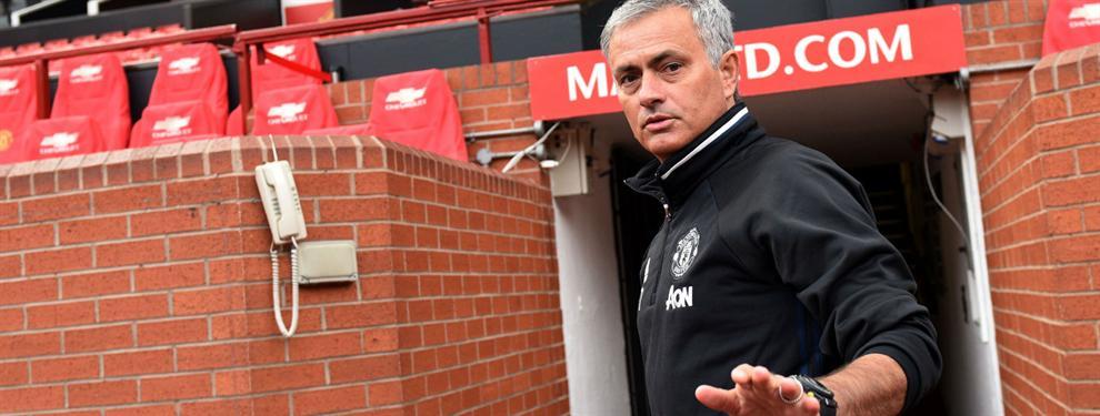 ¡Bombazo! La reunión inminente para tratar el futuro de Mourinho en el United