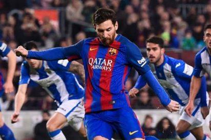 ¡Bombazo! Por esto Messi no celebró su gol en el Barça-Leganés