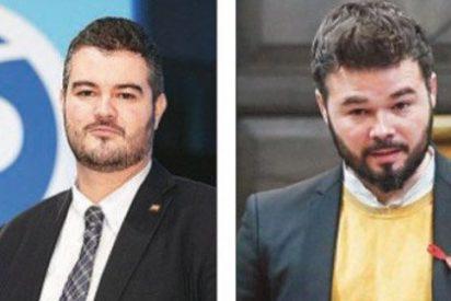 El PP tiene su propio 'Rufián': el palentino Borja García
