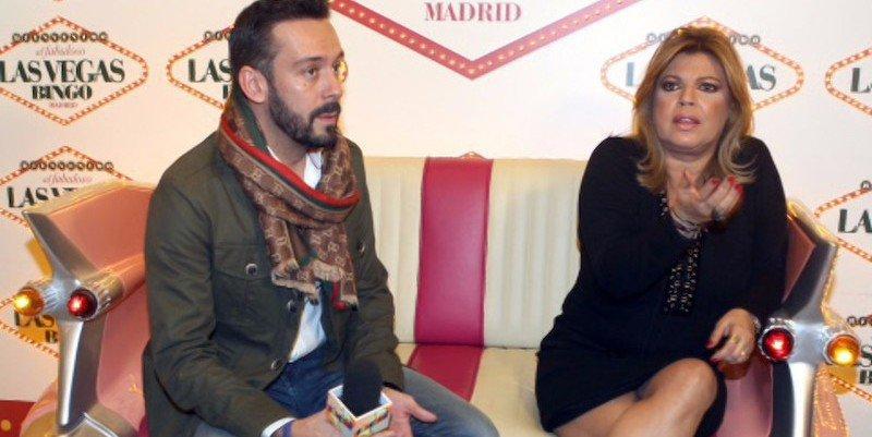 Kike Calleja da 'pases' con una cotilla de 'Sálvame' que no es Terelu Campos