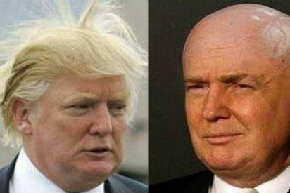 La medicina secreta que toma Trump para su tupé pone los pelos de punta