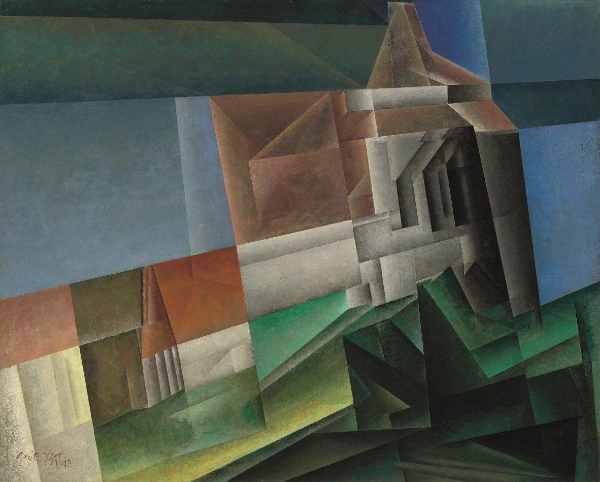 Feininger, el desconocido