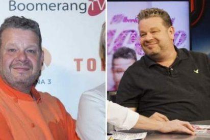 La metamorfosis de Alberto Chicote: así está tras perder 20 kilos