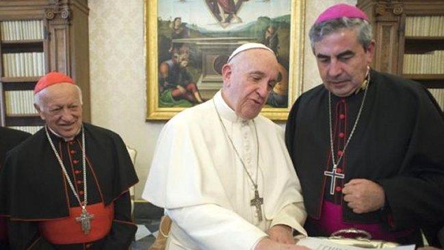 """Ezzati: """"Ésta ha sido la visita más cercana, más sinodal, que he vivido en mi vida"""""""