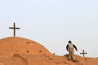 Egipto niega que haya pedido a los coptos salir del Sinaí