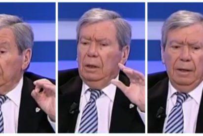 """Corcuera le lanza un aviso a los militantes que quieren a Sánchez: """"Ya son mayorcitos, que hagan lo que le dé la real gana"""""""