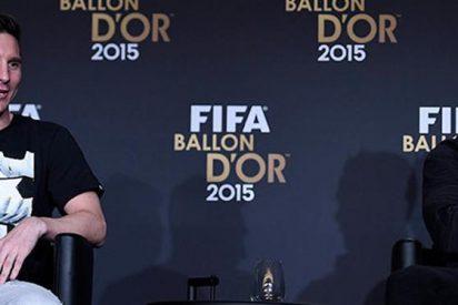 Cristiano destroza a Messi en un estudio (y Gareth Bale se ríe de ambos)