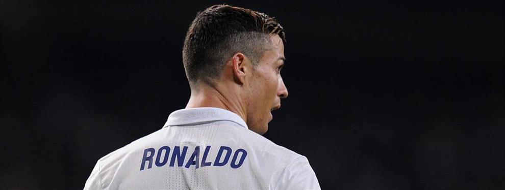 Cristiano Ronaldo presiona a Zidane para liquidar a un jugador del Real Madrid