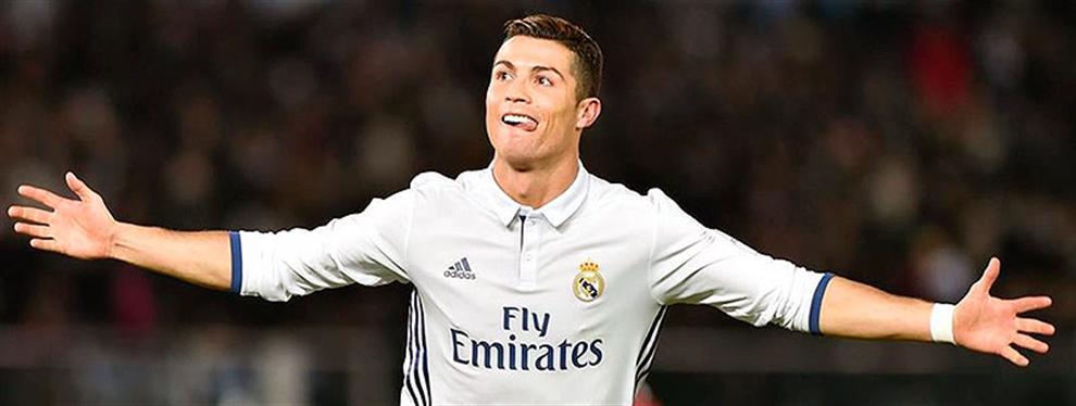 Cristiano Ronaldo se carga a un jugador del once titular de Zidane
