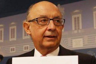 Cristobal Montoro: La recaudación del Impuesto sobre Sociedades aumenta en España al 2,4% del PIB