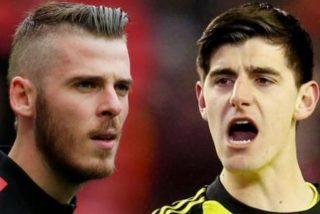 La portería del Real Madrid: ¿Keylor o Casilla? ¿De Gea o Courtois?