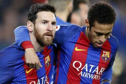 Destapan la bronca de Neymar a uno de los señalados por Messi