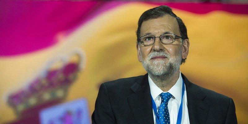 """Mariano Rajoy: """"La unidad de España no se negocia"""""""
