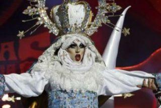 """Los obispos tildan de """"frivolidad blasfema"""" la Virgen Drag Queen del Carnaval de Canarias"""