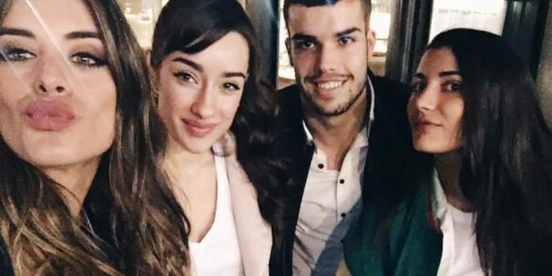 La loca noche de la youtuber Dulceida y su mujer junto a Adara y Pol, de 'GH17'