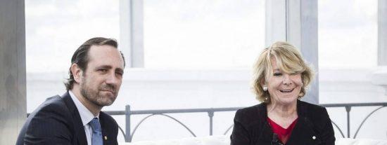 [VÍDEO] Esperanza Aguirre quiere que Bauzá vuelva a ser presidente del PP balear... y carga contra Génova sin pelos en la lengua