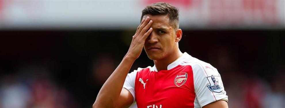 El Arsenal elige sustituto para Alexis Sánchez: Galáctico en ciernes