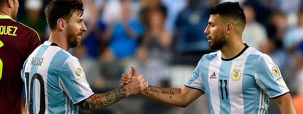 El aviso de Messi a Agüero sobre Guardiola que el Kun no quiso escuchar