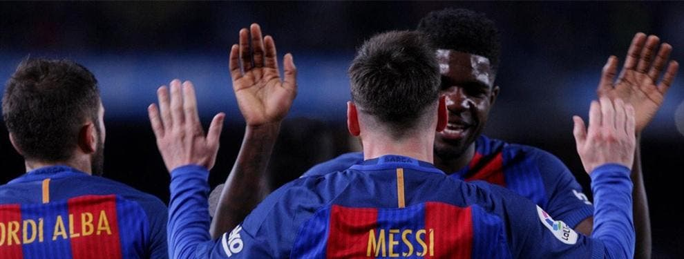 ¡El bombazo en el vestuario del Barça contra el Real Madrid!