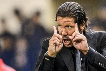 El Cholo Simeone responde a un tanteo del Barça