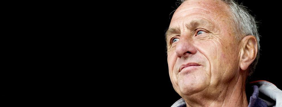El drama oculto en la negativa del Barça a hacer un homenaje a Johan Cruyff