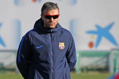 El jugador que amenaza con irse del Barça si sigue Luis Enrique