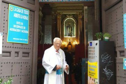 La iglesia de San Antón volverá a celebrar San Valentín