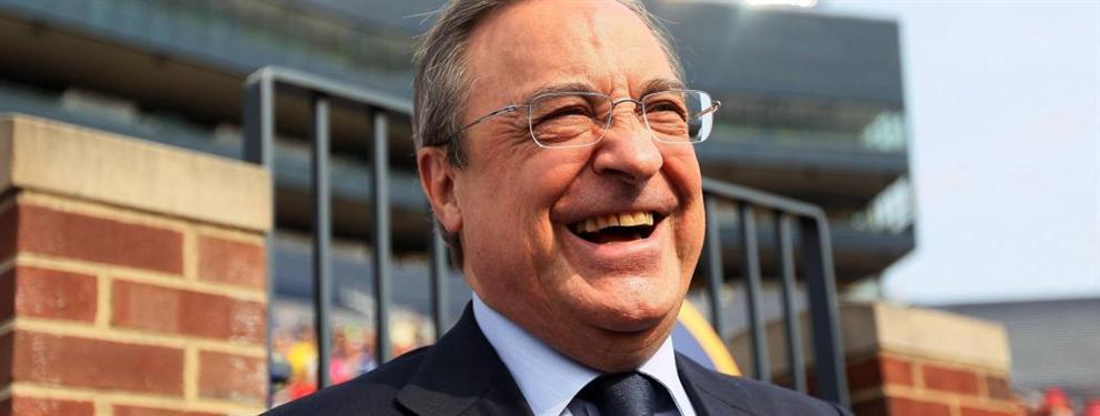 El 'pelotazo' de 150 millones de Euros (histórico) que prepara Florentino Pérez