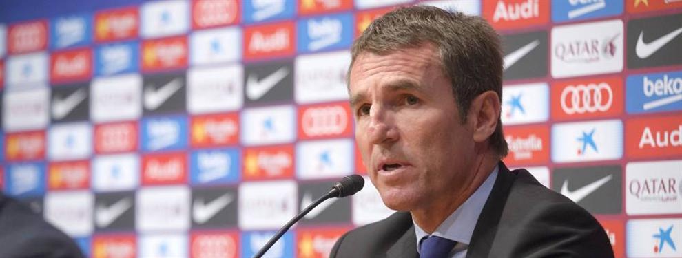 El tapado que suena para reforzar la defensa del Barça
