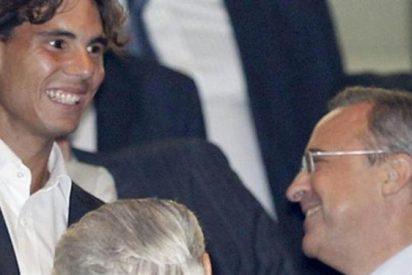 El tremendo zasca a Rafa Nadal por soñar con ser presidente del Real Madrid