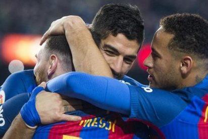 El último ataque de celos de Neymar con el idilio Suárez-Messi