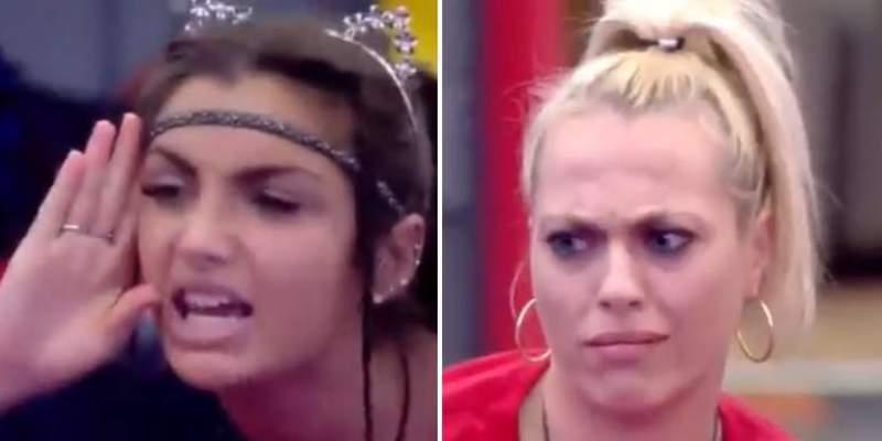 Guerra en 'GH VIP': Alejando y Aída Nizar cargan sin piedad contra Elettra y Daniela