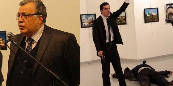 El fotógrafo que captó el asesinato del embajador ruso en Ankara gana el World Press Photo