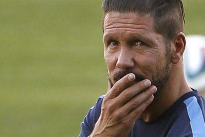 ¡Escándalo! ¡Detuvieron a un jugador de Simeone por violencia de género!