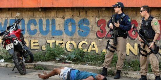 Las sangrientas venganzas de los 'Escuadrones de la muerte' aprovechando una huelga policial