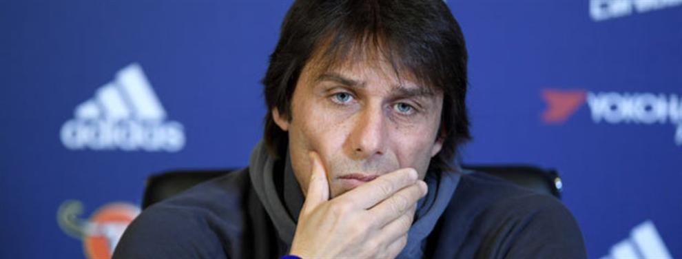 ¿Está Antonio Conte pensando en dejar el Chelsea al final de la temporada?