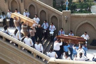 Los cristianos huyen del Sinaí tras los últimos atentados