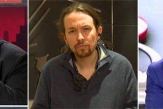 Doble 'zasca' de Ferreras al listillo Iglesias y de paso a su competidor Javier Ruiz