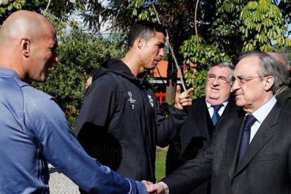 Florentino Pérez tiene un cambio de cromos (doble) para el Real Madrid de Zidane