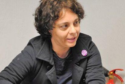 Gloria Elizo, la diputada podemita que se lleva 1.800 euros por desplazamiento...¡viviendo en Madrid!
