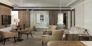 Un hotel de la cadena Meliá en Madrid que es una auténtica obra de arte